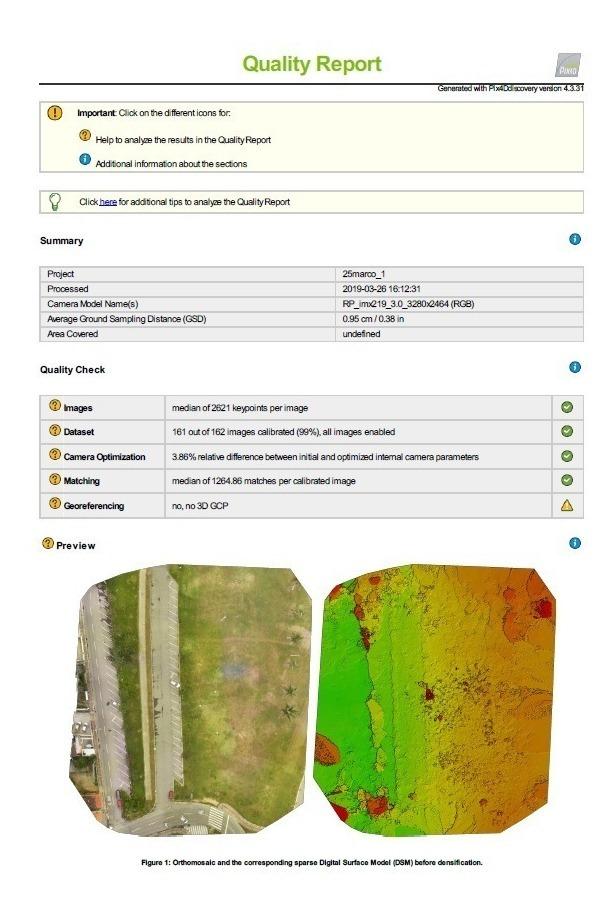 Kit Gd Phantom Ppk - Rtk Drone Dji Phantom 4 C/ Software V1
