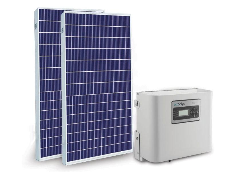 ca345565a7e kit gerador energia solar fotovoltaico gera até 277 kwh mês. Carregando  zoom.