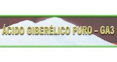 kit germinação - ga3 ácido giberélico 10g pureza 99%