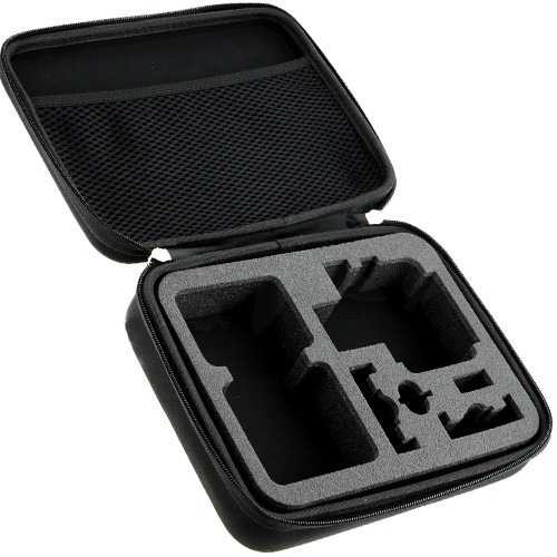 kit go pro black edition 4 6 case grande bastão 3 way tripé