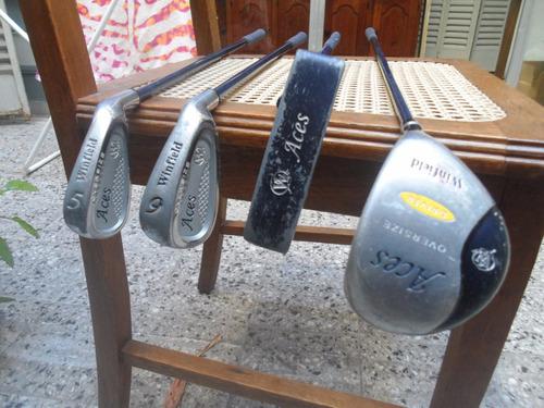 kit golf niños. importado usa. entrega inmediata