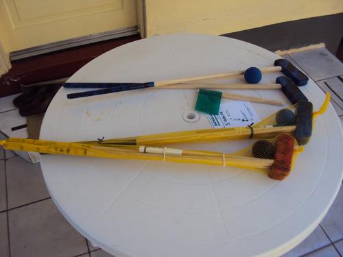 kit golfe infantil madeira