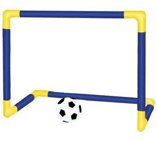 kit golzinho mini trave rede bola de futebol de rua infantil