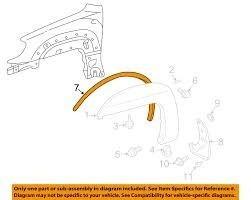 kit goma aisladora de buches ford ranger, super duty (7mtrs)