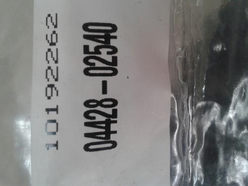 kit goma de tripoide izquierdo toyota corolla 2011-2014
