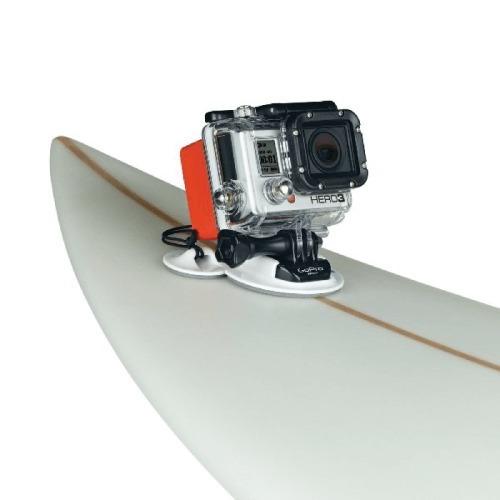 kit gopro surf carcasa+ adhesivos+ flotador hero 5 6 7 hdpro