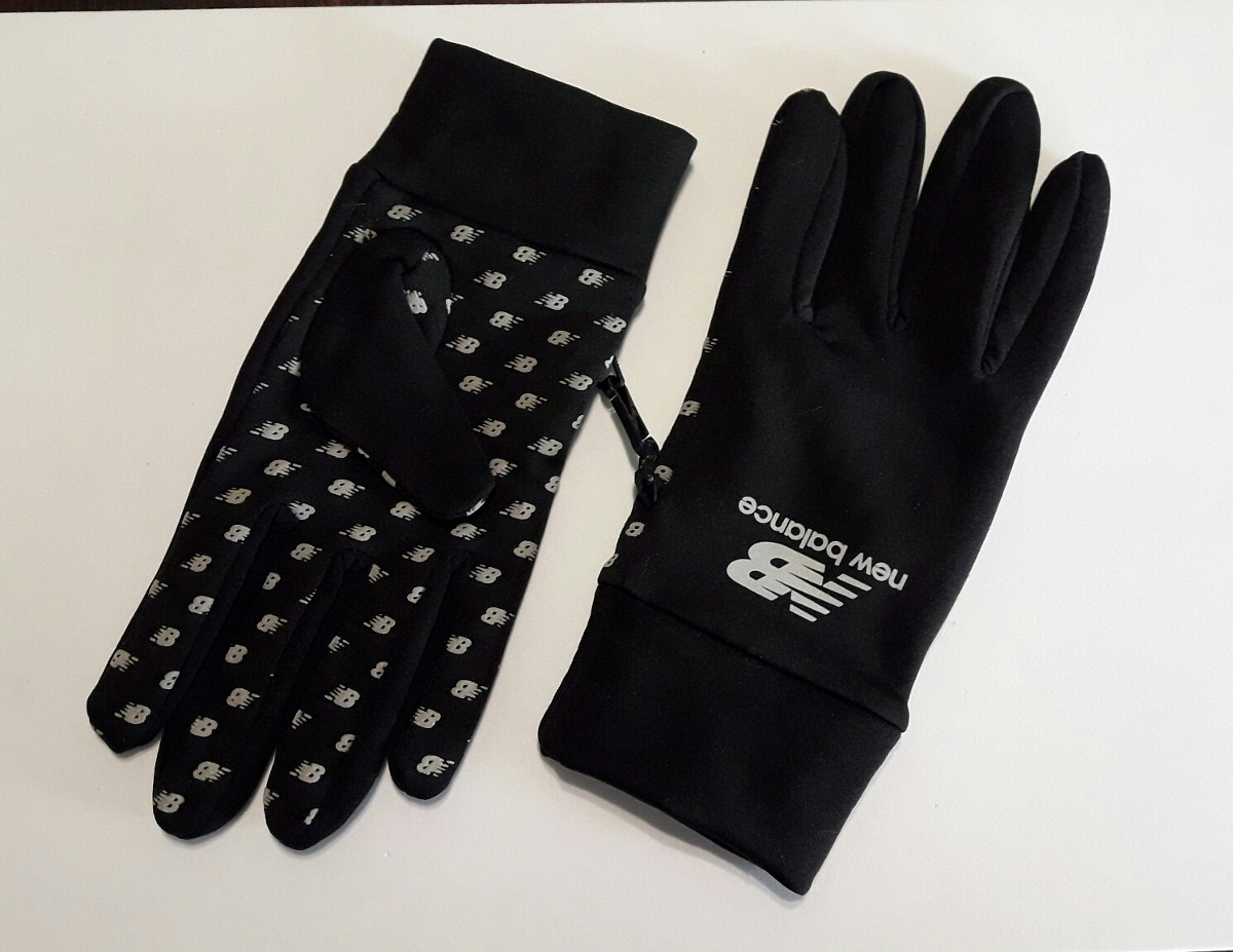 guantes new balance running