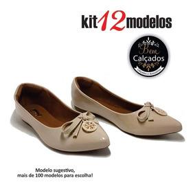 aad7cfaf2 Sapatilhas Em Salvador Para Revender - Sapatilhas para Feminino com o  Melhores Preços no Mercado Livre Brasil