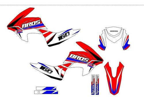 kit grafico para plotagem moto cross em corel 150 modelos