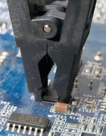 kit gravador eprom ch341a pro + 1.8v + pinça + adaptadores