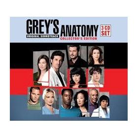Kit Grey`s Anatomy Soundtrack - 3 Cd