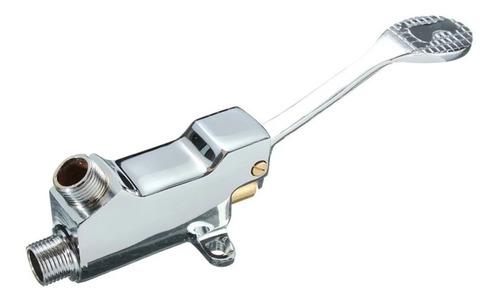 kit griferia industrial pedal, llave pedal