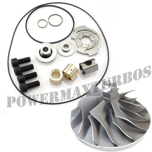 kit gt3782va turbo compresor ruedas reparación