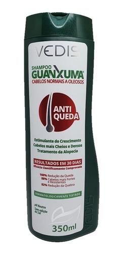 kit guanxuma condicionador + shampoo cabelos oleosos - vedis