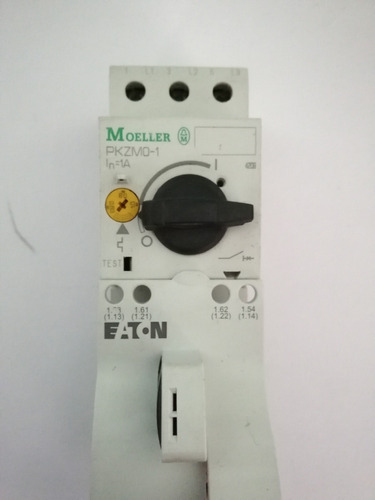 kit guardamotor/contactor 1a eaton