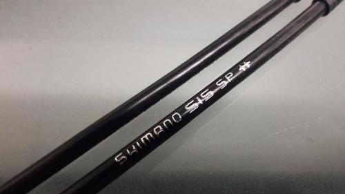 kit guayas shimano sis sp, 3 de 30cms y 2 de 56cms de largo