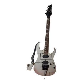 Kit Guitarra Ibanez Rg420eg + Pedaleira Boss Me-25