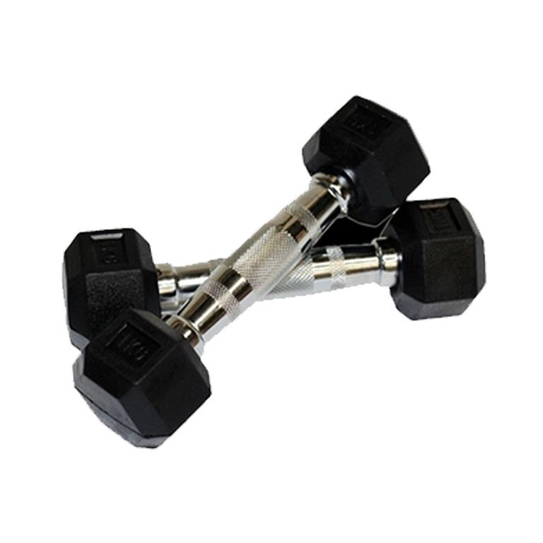 92cac1a83 Kit Halter Sextavado Cromado 1 A 10kg Suporte Polimet 11 Par - R ...