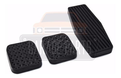kit haste antena teto + borrachas pedal acelerador freio e embreagem onix cobalt spin prisma