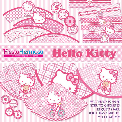 kit hello kitty,