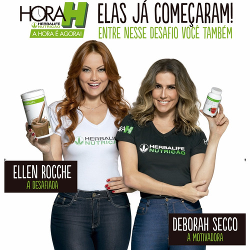 kit herbalife fiber concentrate e fiberbond