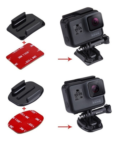 kit hero vivitar xtrax action cam mormaii contour leadership
