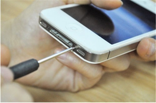 kit  herramienta  reparacion celulare iphone, samsung huawei