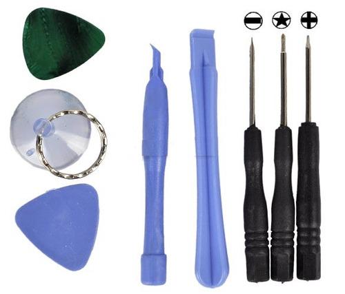 kit herramientas 14en1 destornillador y palancas iphone 4 5