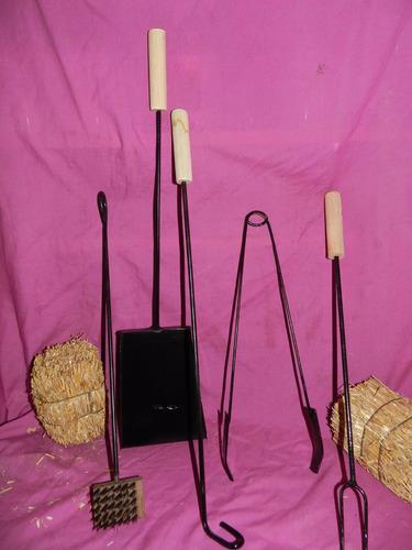 kit herramientas asador parrilla accesorios para asado**