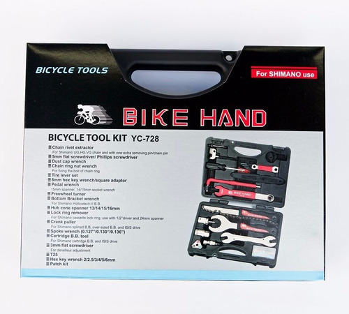 kit herramientas bicicleta