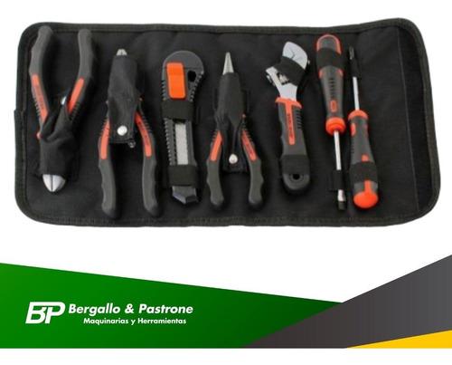 kit herramientas black decker 7 piezas hdt 51-911 la