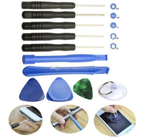 kit herramientas iphone x 8 7 6s 6 plus 5s 5 destornillador