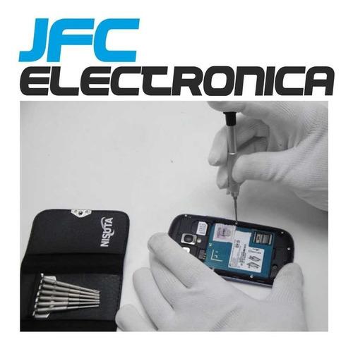 kit herramientas mini destornilladores celulares relojes jfc