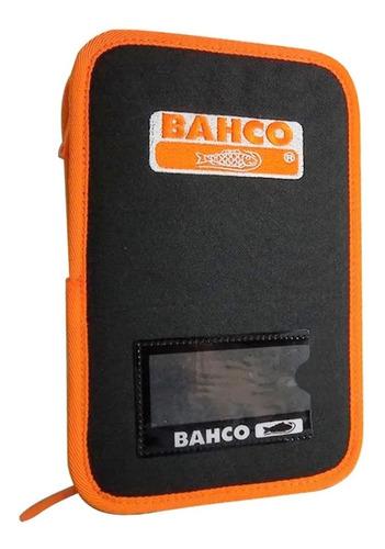 kit herramientas para auto bahco + estuche auto a-6 oferta