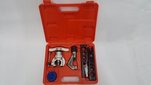 kit herramientas refrigeracion norfrig n°11 + bomba vacio
