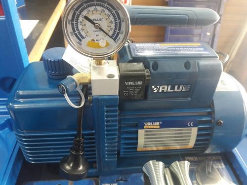 kit herramientas refrigeracion value profecional bomba 100 l