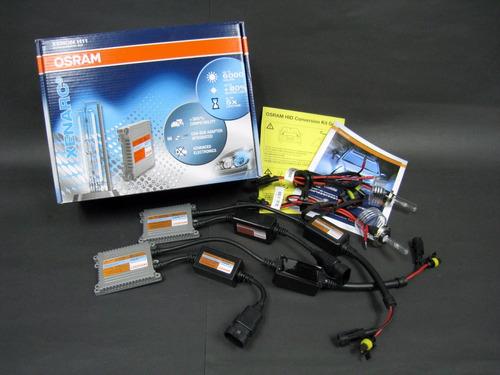 kit hid h11 35w 6000k (bombillos balastros y cables)