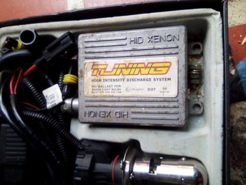 kit hid xenon mod. an01 h4 8000k