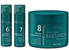 6c689eb5d Complexo Hidratante Innovator Nº 3/5 1kg Itallian Hair Tech - Produtos de  Cabelo no Mercado Livre Brasil