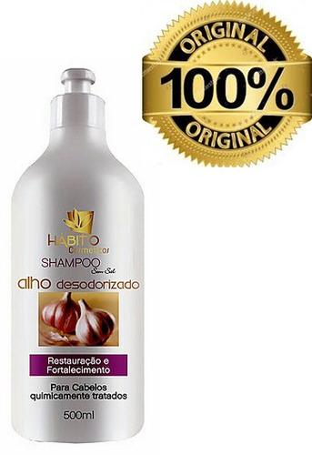 kit hidratação e nutrição cabelos danificados pós química