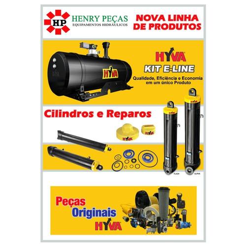 kit hidráulico hyva para carreta basculante