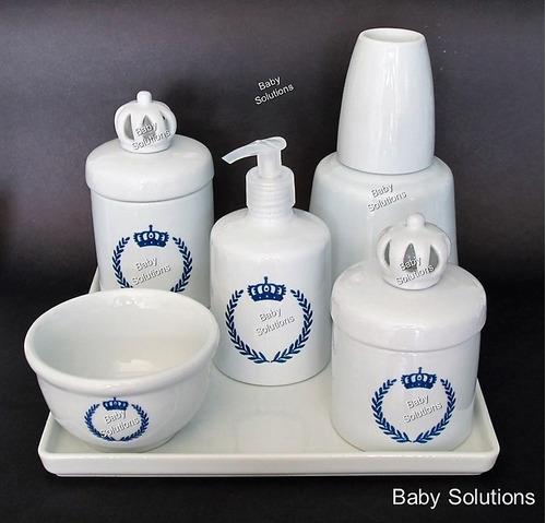 kit higiene bebê