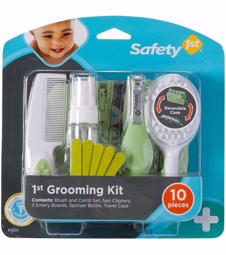 kit higiene safety 1st uñas peine varios colores