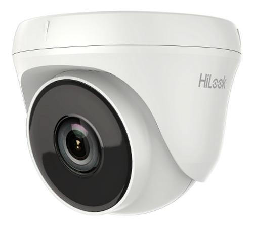 kit hikvision hilook dvr 1080 4 ch + 4 cámaras + cable