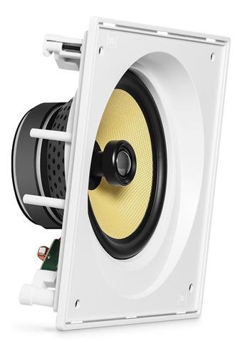 kit home theater 5.0 caixa acústica de embutir jbl ci8sa