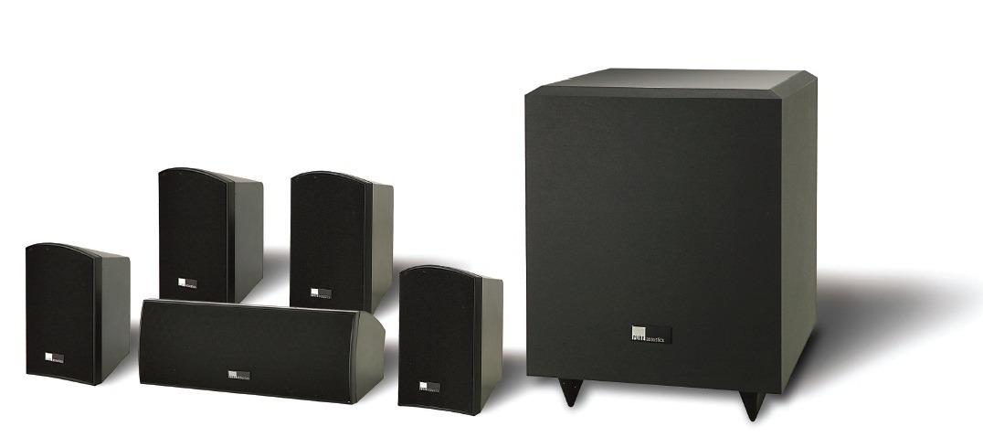 kit home theater 5 1 pure acoustics lord r em mercado livre. Black Bedroom Furniture Sets. Home Design Ideas