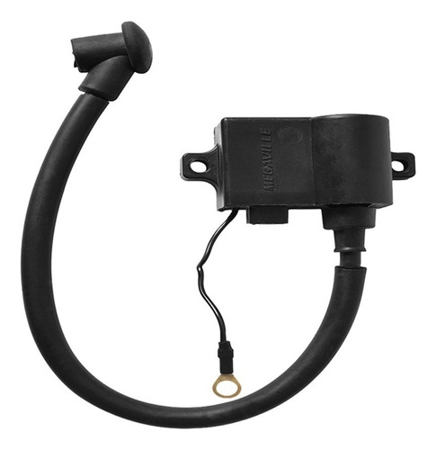 kit ignicao - cdi com bobina eletronica mobilete bikelete
