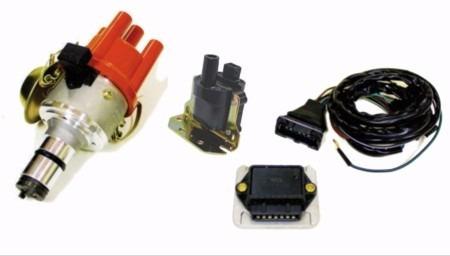 kit ignição eletrônica fusca brasilia kombi novo