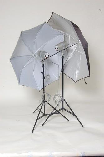 kit iluminación fotográfico