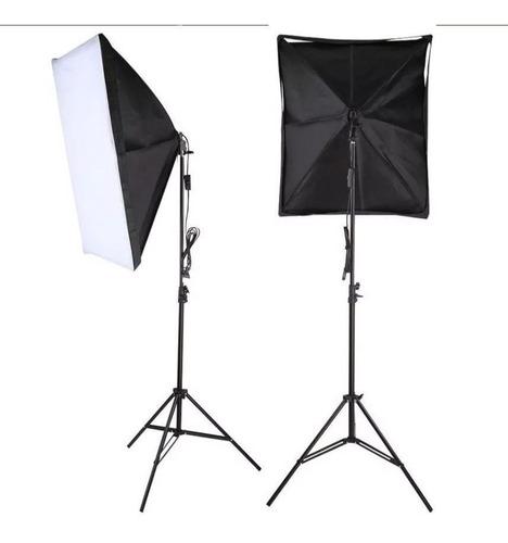 kit iluminação estúdio